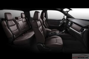 Hàng ghế Mazda BT-50