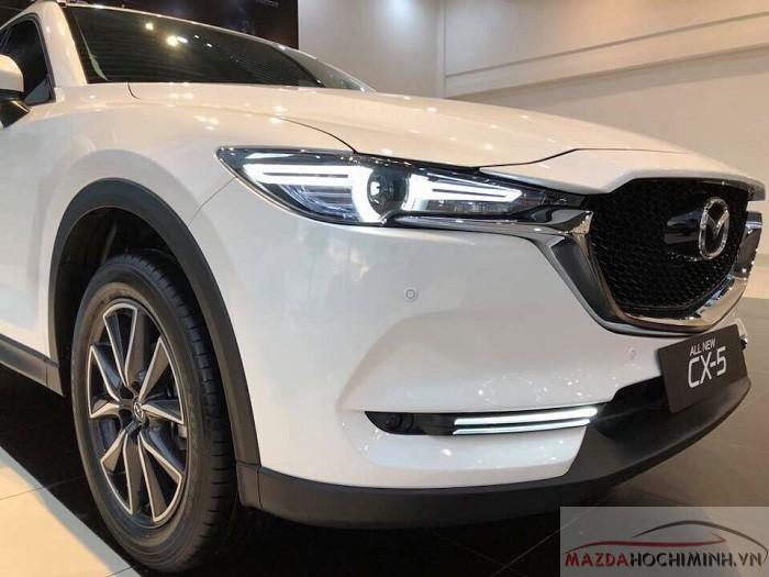 Hình ảnh thực tế về ngoại thất Mazda CX5 2.0 2018