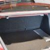 Khoang hành lý Mazda 2 đủ sức chứa 3 vali cỡ lớn giúp chuyến đi chơi xa thoải mái