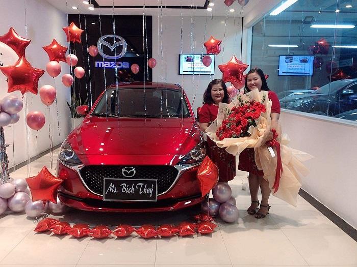 Khuyến mãi Mazda 2