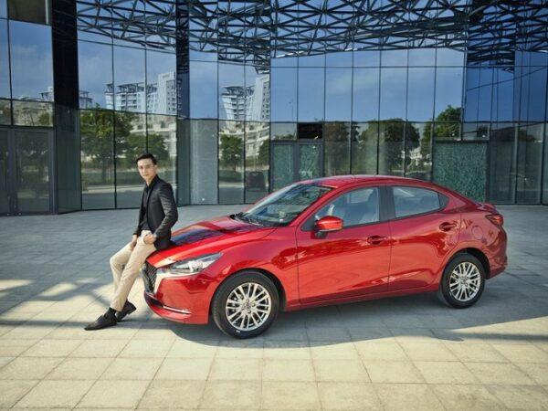Mẫu sedan mang phong cách với thiết kế ấn tượng, đơn giản nhưng sống động, tinh tế