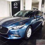 Hình ảnh Mazda 3 2019 hướng dẫn so sánh các phiên bản