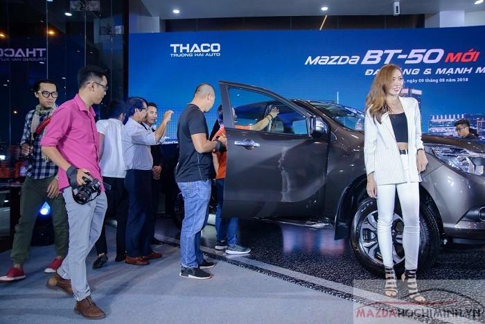 Mazda BT-50 2019