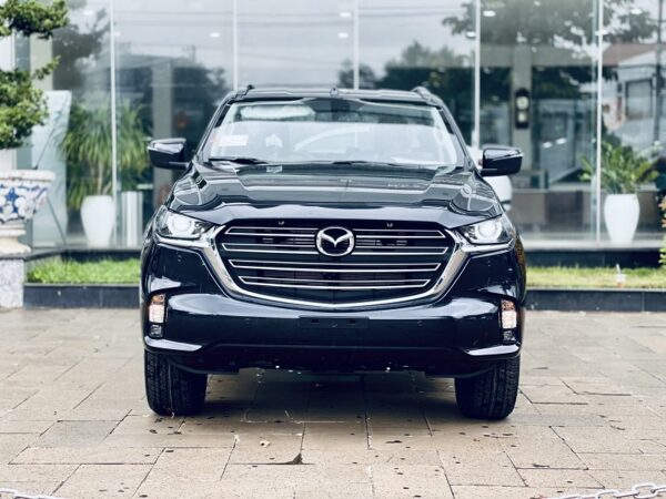 Mazda BT-50 2021 vừa được ra mắt