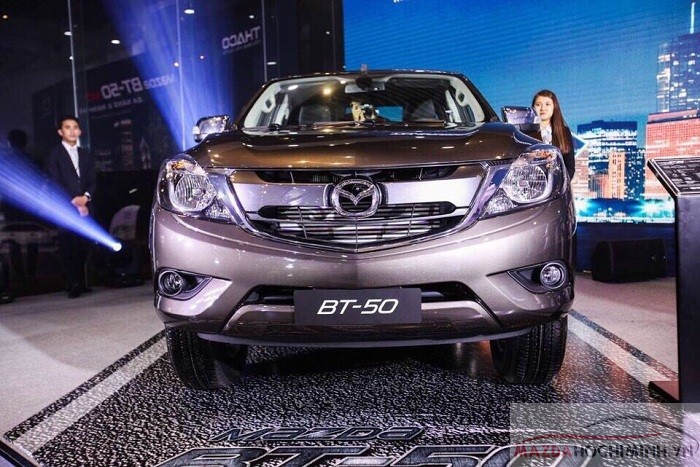 Mazda BT-50 AT 2.2
