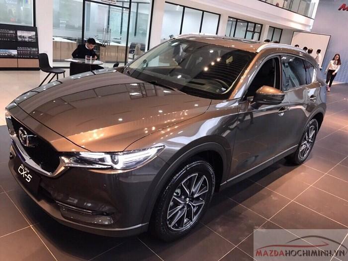 Mazda CX-5 màu nâu