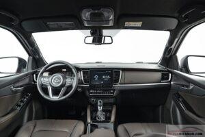 Ý Tưởng thiết kế nội thất Mazda BT-50 lấy người lái làm trung tâm.