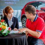 Thủ tục mua xe Mazda trả góp đơn giản, duyệt nhanh bao đậu 100%