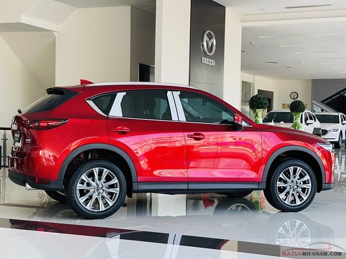 Vận hành êm ái và tiết kiệm nhiên liệu trên Mazda CX-5