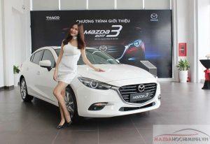 Mazda 3 có 8 màu lựa chọn