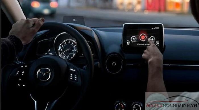 Màu nội thất Mazda 3 2018 đẹp và sang trọng