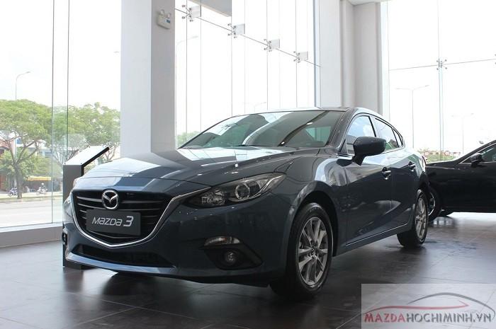Mazda 3 2018 trang bị nhiều tính năng mới giá bán ưu đãi hơn