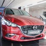 Giá lăn bánh Mazda 3 2019 tiết lộ ưu đãi, quà tặng kèm theo