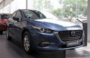 Giá lăn bánh Mazda 3 phụ thuộc từng thời điểm