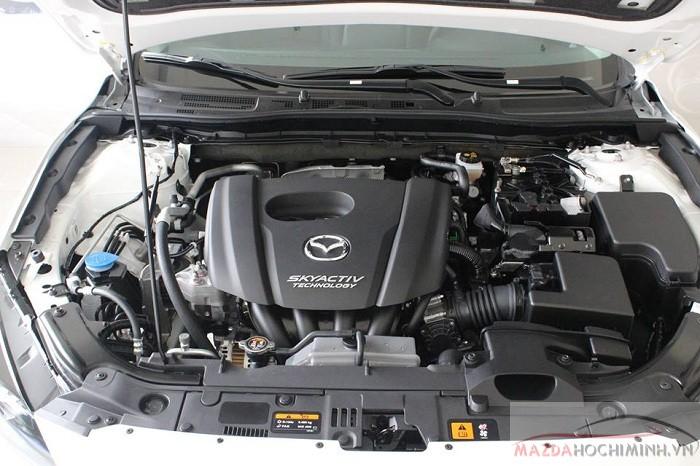 Động Mazda 2 sedan hình ảnh thực tế tại cửa hàng