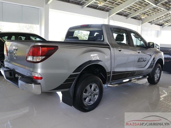 Giá xe Mazda BT-50 MT chỉ 655 triệu động