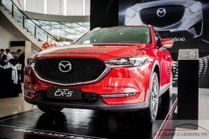 Giá bán và lăn bánh Mazda Cx-5 tại TPHCM nhiều ưu đãi và hợp lý