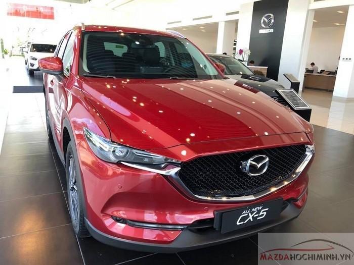 Hình ảnh thức tế Mazda Cx5 2.5 2018 2WD