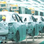 Quy trình sản xuất các dòng xe Mazda