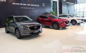 Mazda giới thiệu 3 màu sơn mới tuyệt đẹp