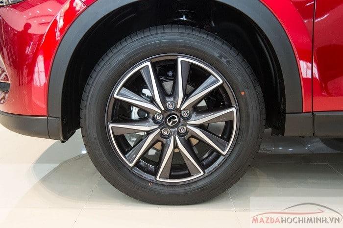Mazda CX5 màu đỏ mới