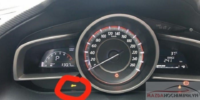 Nhắc nhở bảo dưỡng định kỳ trên các dòng xe Mazda