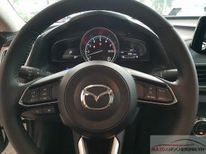 Các thông số hiển thị và các cảnh báo trên Mazda 3 2018