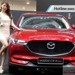 Mazda Bình Tân tặng bảo hiểm thân vỏ tháng 10/2018