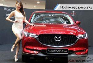Tháng 10 này khi mua xe Mazda Cx5 được tặng ngay BHVC