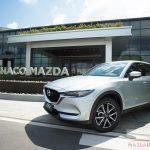 Sắc màu Mazda CX-5 mới –thêm lựa chọn cho phong cách của bạn