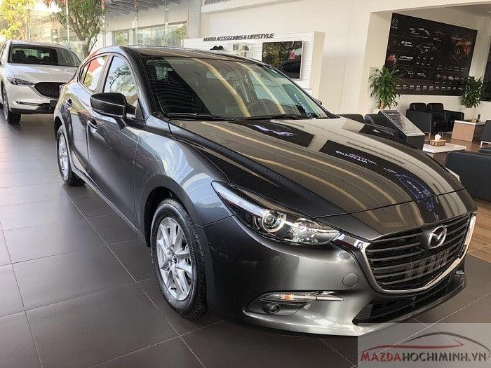 Mua xe Mazda 3 2019 trả góp có dễ dàng
