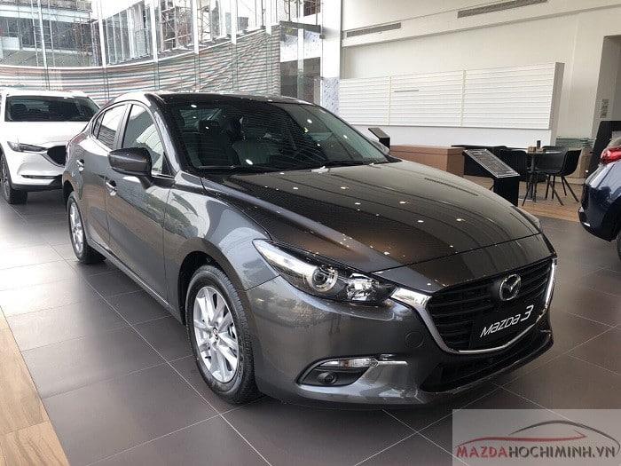 Chỉ cần trả trước 180-200 triệu bạn sẽ sở hữu ngay chiếc Mazda 3 2019
