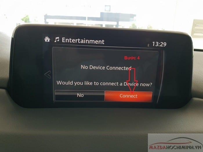 B4 chọn kết nối