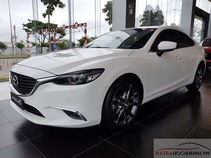 Mazda 6 2019 sở hữu rất nhiều tính năng công nghệ mới