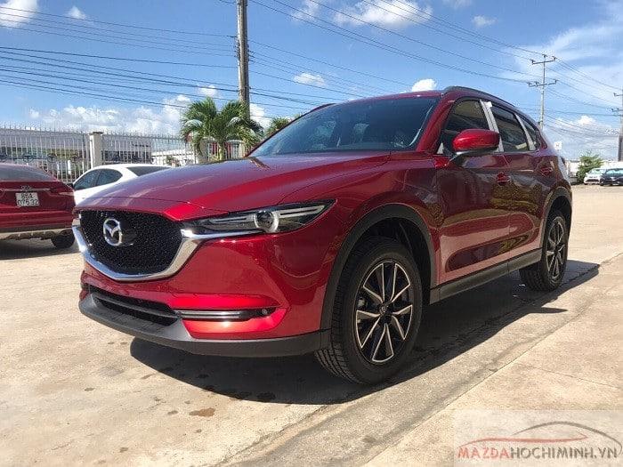 Cá nhân và doanh nghiệp mua xe Mazda CX5 2019 trả góp