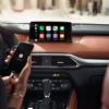 Apple carplay tính năng mới trên xe tăng tiện ích giải trí tích hợp bản đồ google map