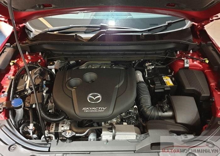 Động cơ 2.5 máy xăng đến 192 hp có hiệu suất cao nhất phân khúc