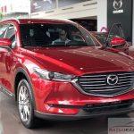 Giải đáp thắc mắc trên xe Mazda CX-8 2020 vừa mới ra mắt