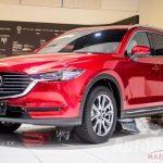 Mazda chính thức công bố giá bán Mazda CX-8 2020