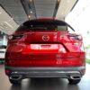 Đuôi xe Mazda CX-8 nổi bật với chụp ống xả thể thao