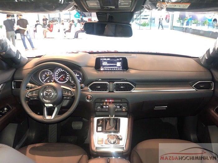Giá bán Mazda CX-8 chỉ từ 1149 triệu đồng