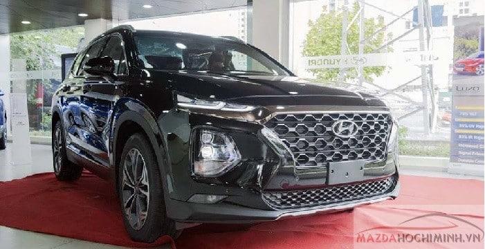 Hyundai-santafe 2019
