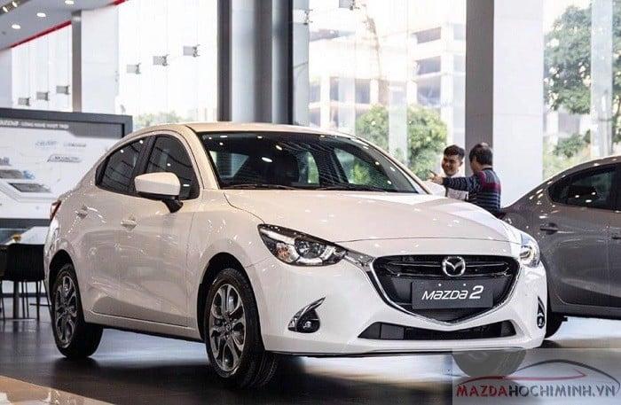 Mazda 2 2019 nhập khẩu 100% nguyên chiếc từ Thái Lan