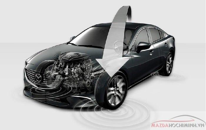 Đi đầu với nhiều công nghệ mới giúp khách hàng có nhiều trải nghiệm khi lái xe