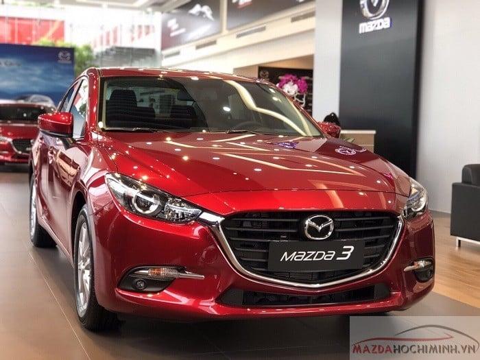 Mazda 3 mới với ngôn ngữ thiết kế KODO và công nghệ skyactiv