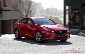 Mẫu Mazda 3 2019 mới nhất bán chạy nhất phân khúc C
