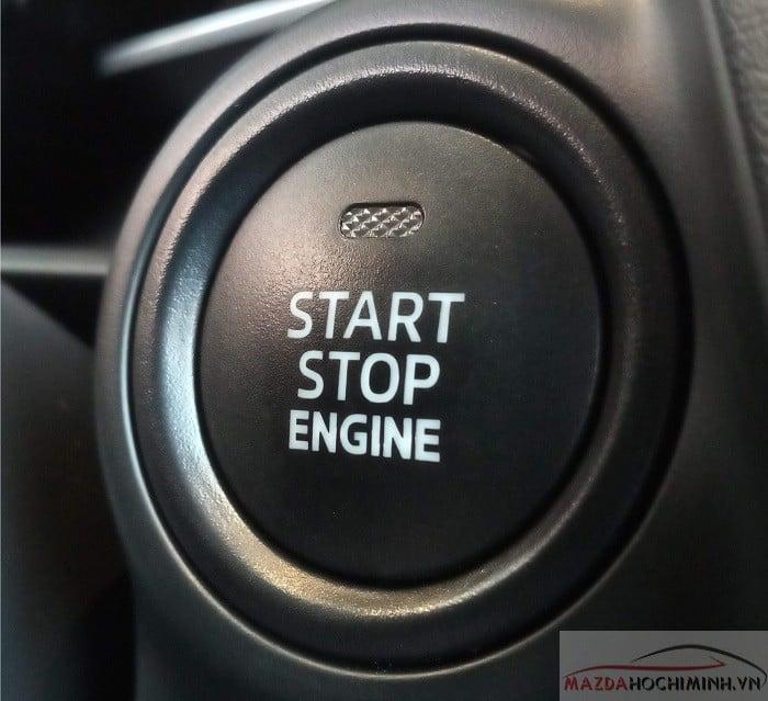 Nút star Stop thông minh giúp khách hàng thao tác nhanh chóng