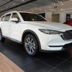 Hot Mazda CX-8 ưu đãi 40 triệu đồng trong tháng 10