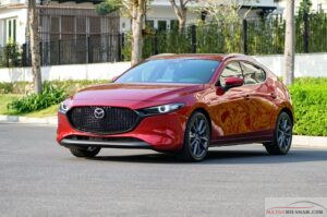 Mazda 3 sport hình ảnh thực tế