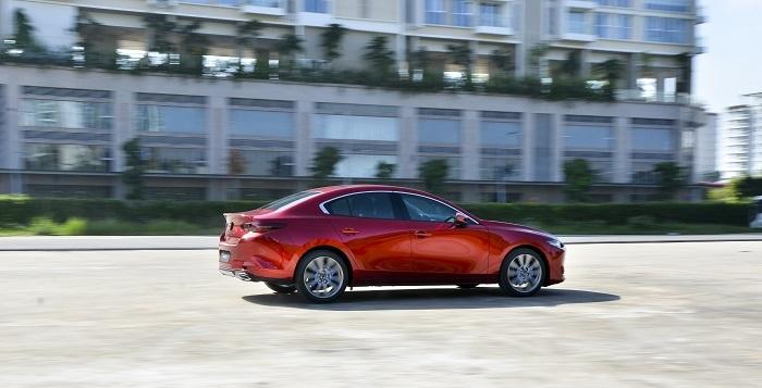 Mức tiêu hao nhiên liệu Mazda 3